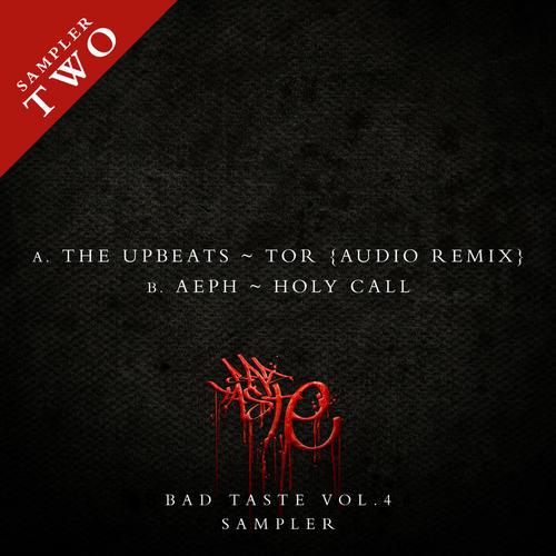 Album Art - Bad Taste Volume 4 - Sampler 2