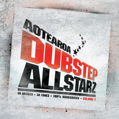 Album Art - Aotearoa Dubstep Allstarz - DJ Mix