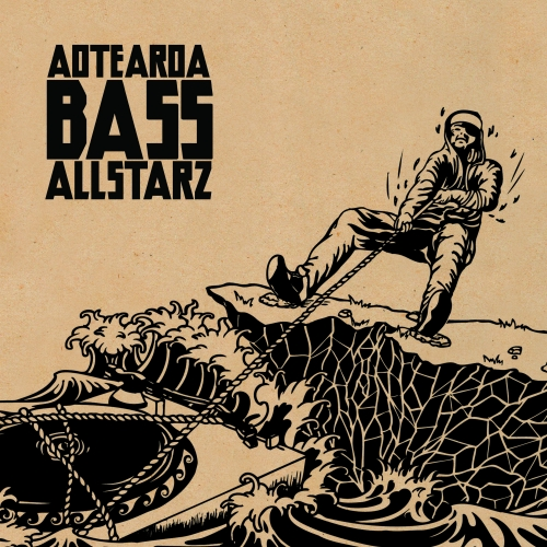 Album Art - Aotearoa Bass Allstarz - Mixed By Optimus Gryme