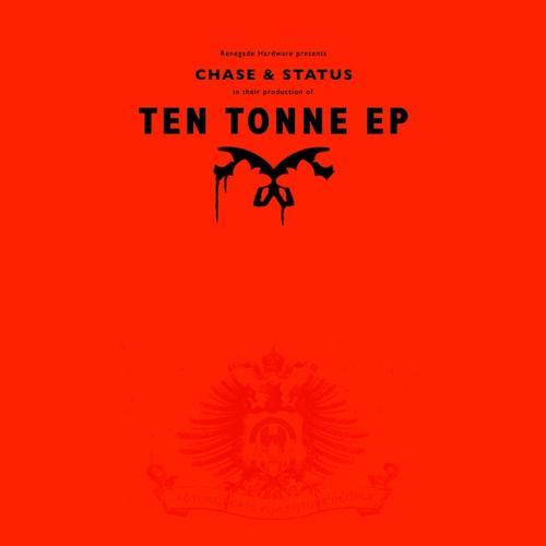 Album Art - Ten Tonne EP