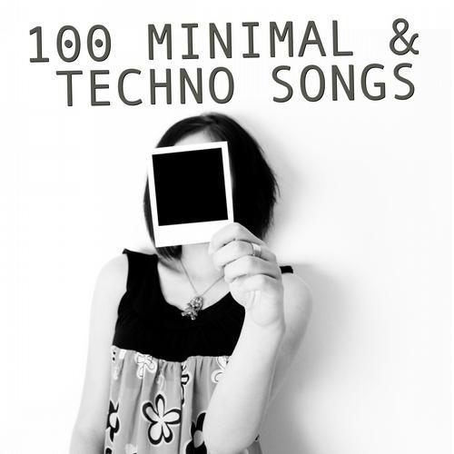 Album Art - 100 Minimal & Techno Songs