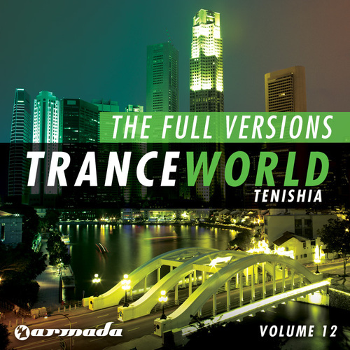 Album Art - Trance World Volume 12 - The Full Versions