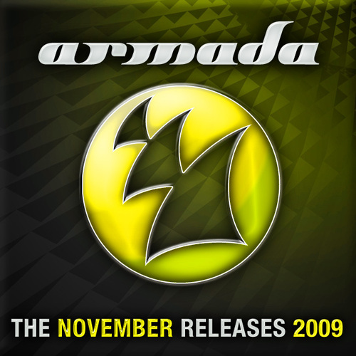 Album Art - Armada - The November Releases 2009