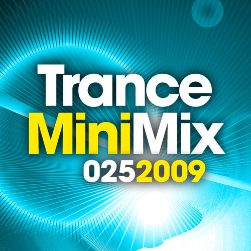 Album Art - Trance Mini Mix 025 - 2009