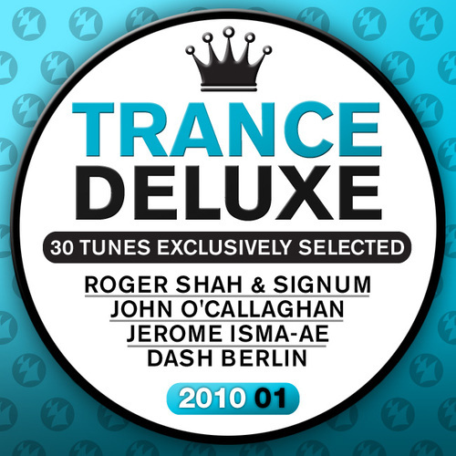 Album Art - Trance Deluxe 2010 - 01 - 30 Tunes Exclusively Selected