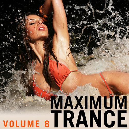 Album Art - Maximum Trance Volume 8