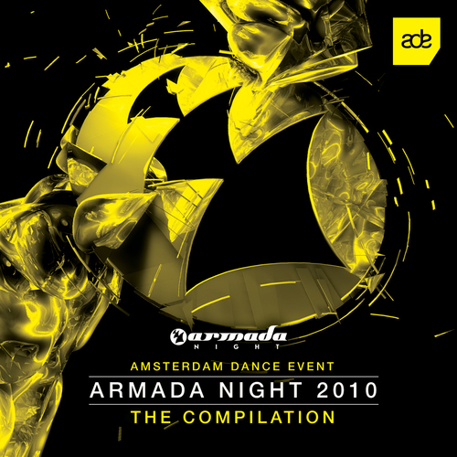 Album Art - ADE Armada Night 2010 - The Compilation