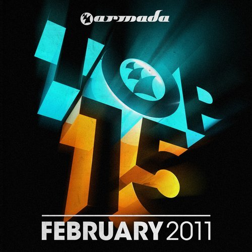 Album Art - Armada Top 15 - February 2011
