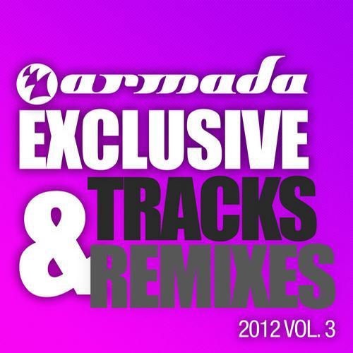 Album Art - Armada Exclusive Tracks & Remixes 2012, Vol. 3