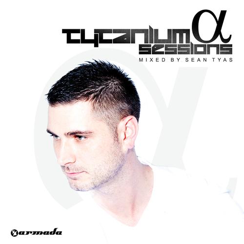 Album Art - Tytanium Sessions - Alpha - The Continuous Mixes
