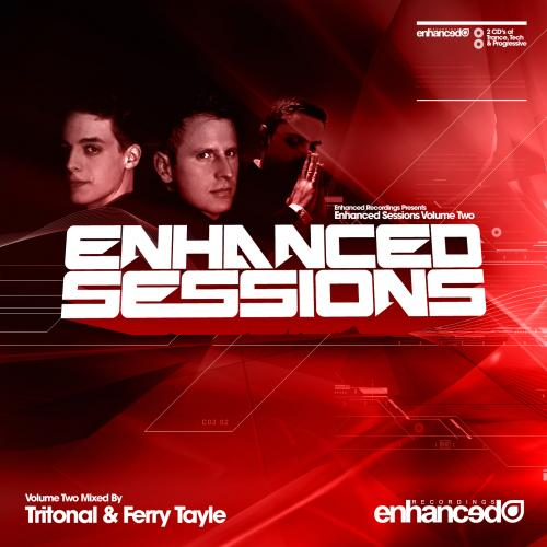 Album Art - Various Artists - Enhanced Sessions Volume Two, Mixed by Tritonal and Ferry Tayle