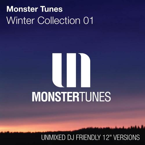 Album Art - Monster Tunes Winter Collection 01