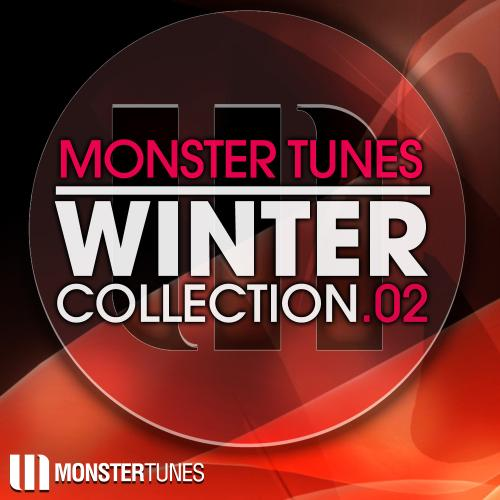 Album Art - Monster Tunes Winter Collection 02