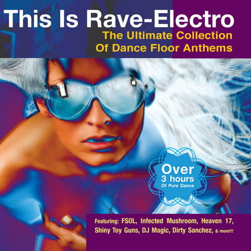 Album Art - This Is Rave-Electro