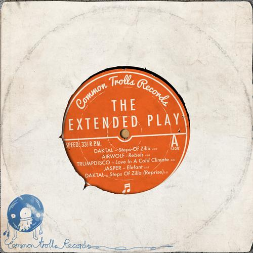 The Extended Play Album Art