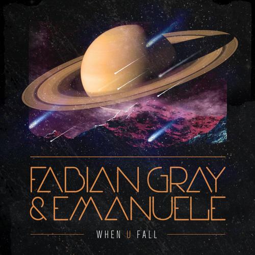 When U Fall (Part 2) Album Art