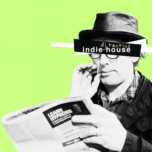 DJ Tactics: Indie House Vol. 4 Album Art