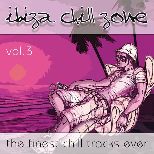 Ibiza Chill Zone Volume 3 - The Finest Chill Tracks Ever Album Art