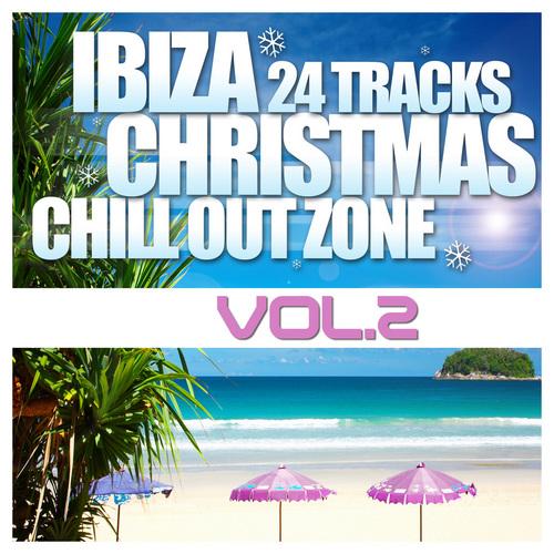 Ibiza Christmas 24 Tracks Chill Out Zone Volume 2 Album Art