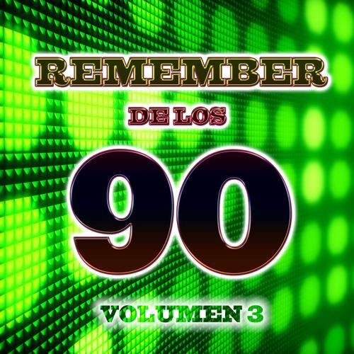 Remember 90's Volume 3 Album Art