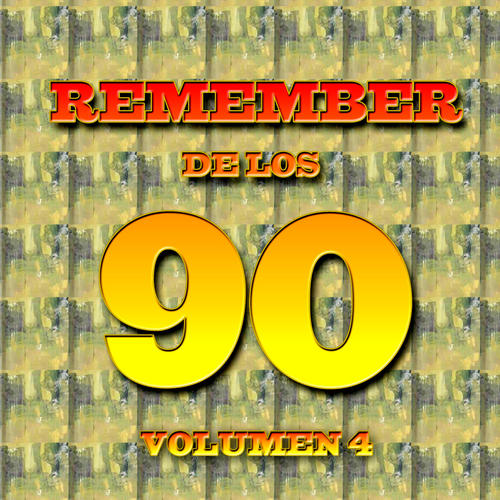 Remember 90's Volume 4 Album Art