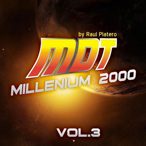 Mdt Millenium 2000 Vol. 3 Album Art