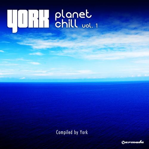Album Art - Planet Chill Vol. 1 - Compiled by York