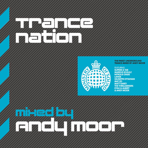 Album Art - Trance Nation Mixed By Andy Moor