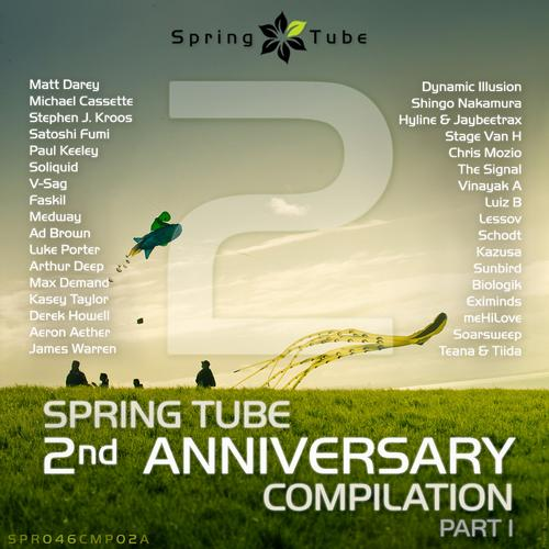 Album Art - Spring Tube 2nd Anniversary Compilation. Part 1