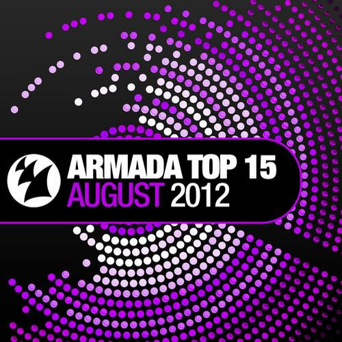 Album Art - Armada Top 15 - August 2012