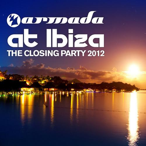 Album Art - Armada at Ibiza - The Closing Party 2012