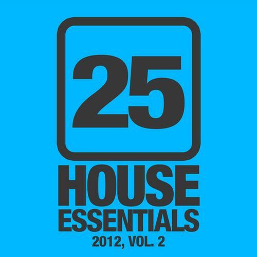 Album Art - 25 House Essentials 2012, Vol. 2