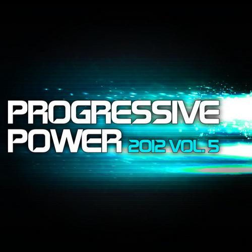 Album Art - Progressive Power 2012 - Vol. 5