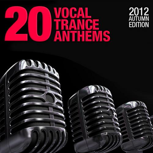 Album Art - 20 Vocal Trance Anthems - 2012 Autumn Edition