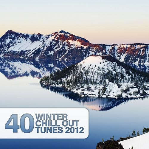 Album Art - 40 Winter Chill Out Tunes 2012