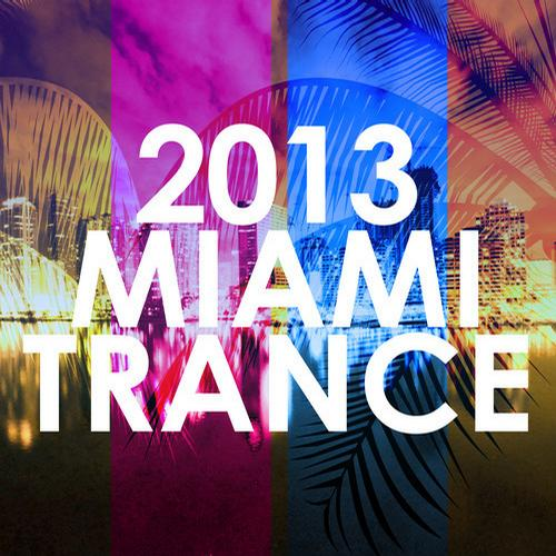 Album Art - 2013 Miami Trance