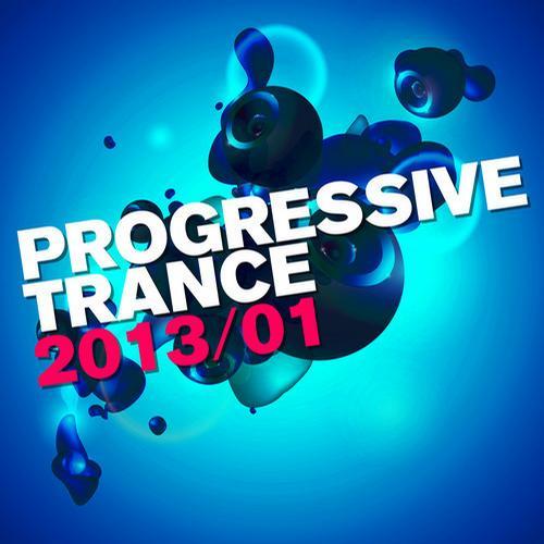 Album Art - Progressive Trance 2013/01