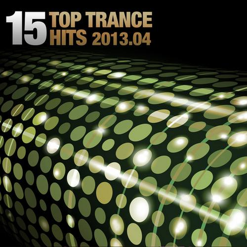 Album Art - 15 Top Trance Hits 2013.04