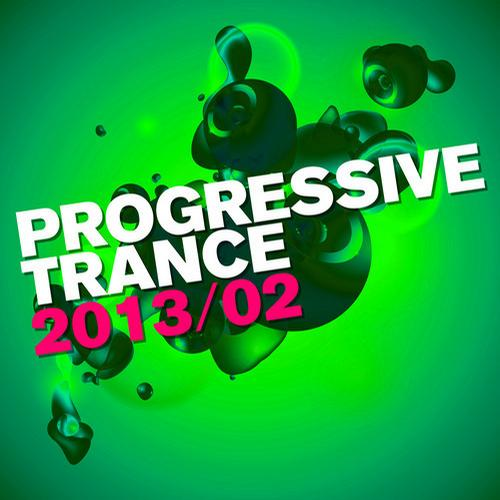 Album Art - Progressive Trance 2013/02