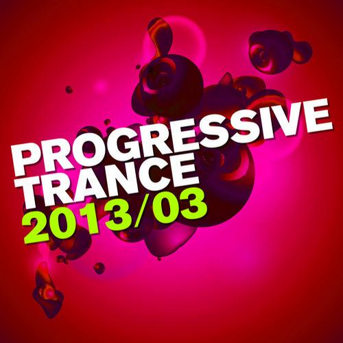 Album Art - Progressive Trance 2013/03