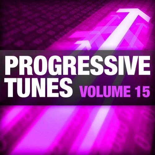Album Art - Progressive Tunes, Vol. 15
