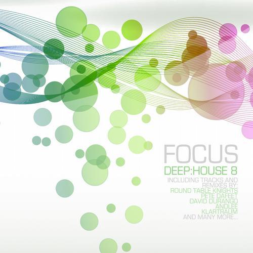 Focus Deep:House 08 Album Art