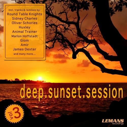 Deep Sunset Session, Vol. 3 Album Art