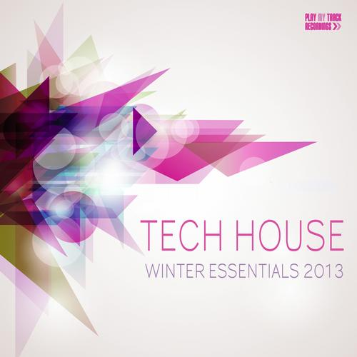 Album Art - Tech House Winter Essentials 2013
