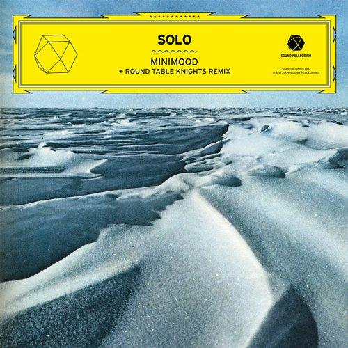 Album Art - Minimood - Single