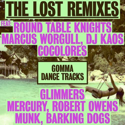 Album Art - The Lost Remixes