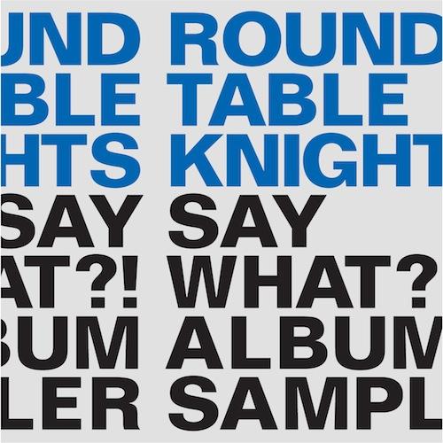 Album Art - Say What?! Album Sampler