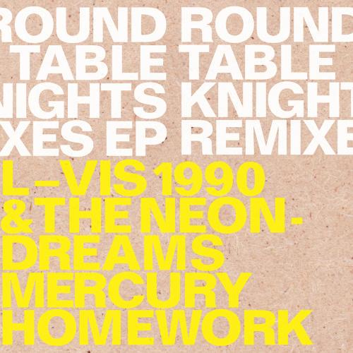 Album Art - Round Table Knights Remixes