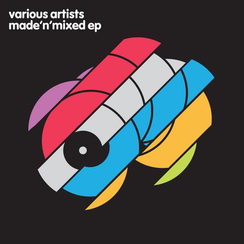 Album Art - Made 'n' Mixed EP