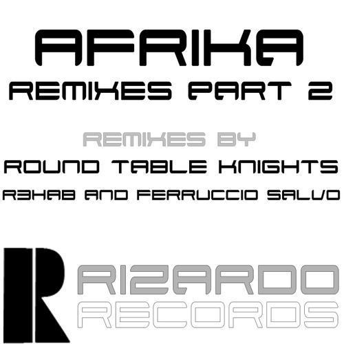 Album Art - Afrika Remixes Part 2
